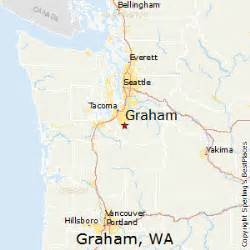 graham map best places to live in graham washington