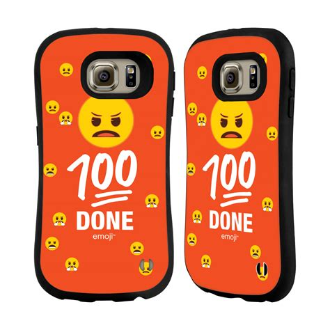 samsung emoji official emoji flat hybrid for samsung phones ebay