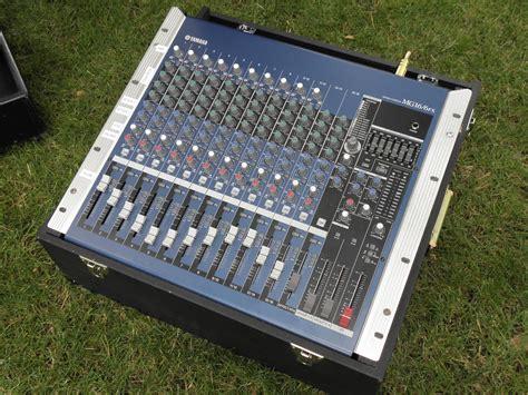 Mixer Yamaha Mg 16 Fx yamaha mg16 6fx image 425582 audiofanzine