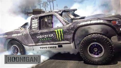 hoonigan truck hoonigan dt 100 bj baldwin s 800hp trophy truck