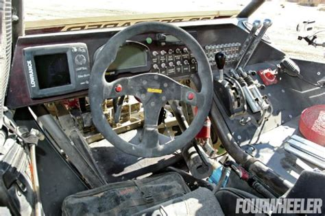 Buggy Interior by Anatomy Of An Ultra4 Koh Buggy Four Wheeler Magazine