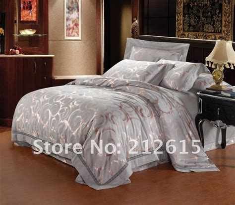 Christmas Sale Silver Comforter Set Full King Size Quilt