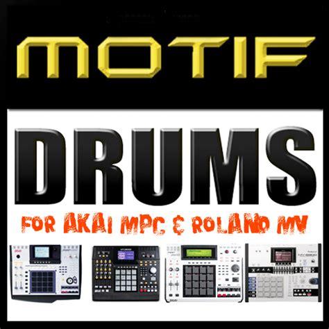 Yamaha Motif Drum Beat Akai Mpc Studio Renaissance Roland