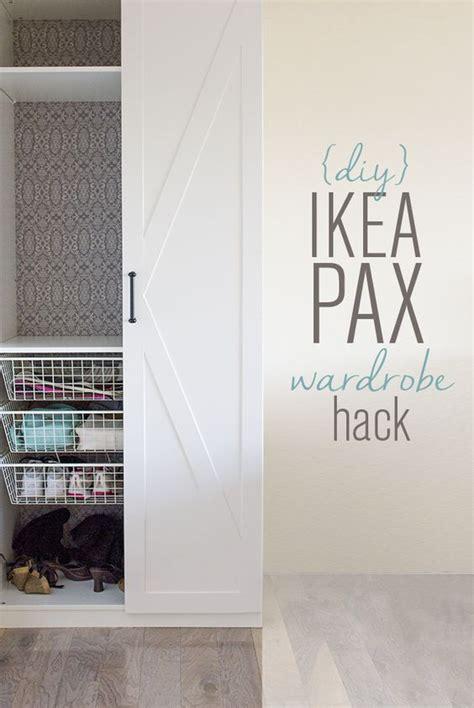 ikea barn door ikea pax door hack diy barn door style wardrobes