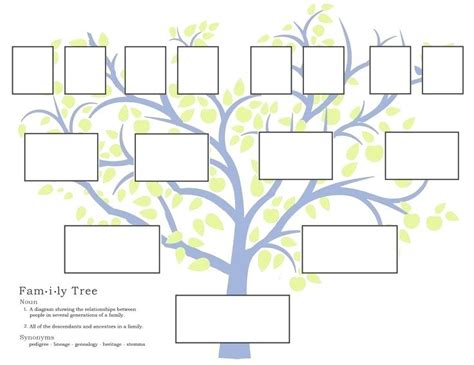 printable family tree template 5 generations printable family tree template 5 generations midcitywest