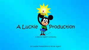 Productions History The History Of Luckie Productions 1996 2008
