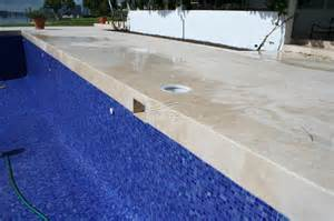 cantilevered coping swimming pool cantilevered coping