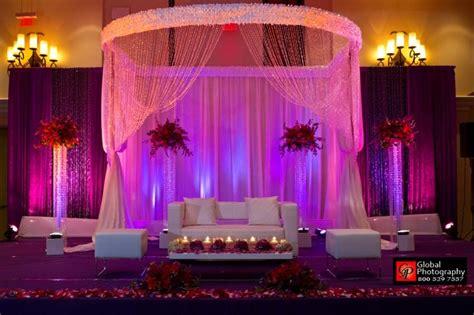 Punjabi Wedding Stage Decoration by Indian Fat Wedding Design Amp Decoration
