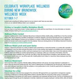 workplace ideas ideas flyer for workplaces wellness week activities