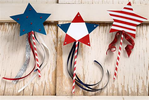 4th Of July Paper Crafts - 4th of july crafts