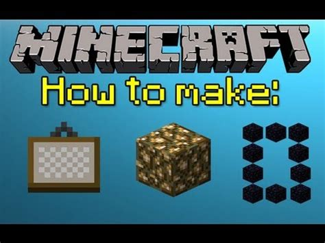 How To Make A Glowstone L In Minecraft by Mh Minecraft Help How To Make Paintings Glow
