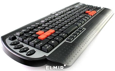 Keyboard X7 G800mu a4 tech x7 g800mu black ps 2