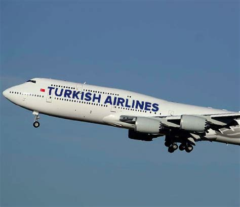 Turkish Airlines The Potential 1400 thy 747 8 mi al箟yor