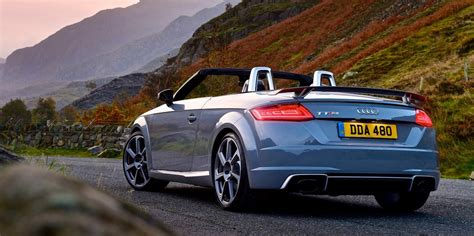 Audi Quattro Drive by Drive Co Uk Testing The 2017 Audi Tt Rs Roadster 2 5