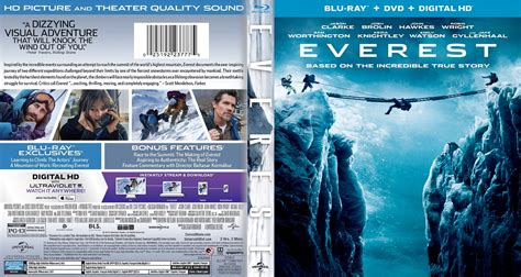 film blu ray download gratis everest blu ray dvd cover 2015 custom art
