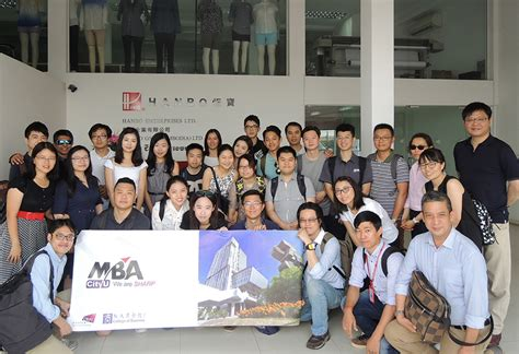 Cityu Mba by Master Of Business Administration Mba City