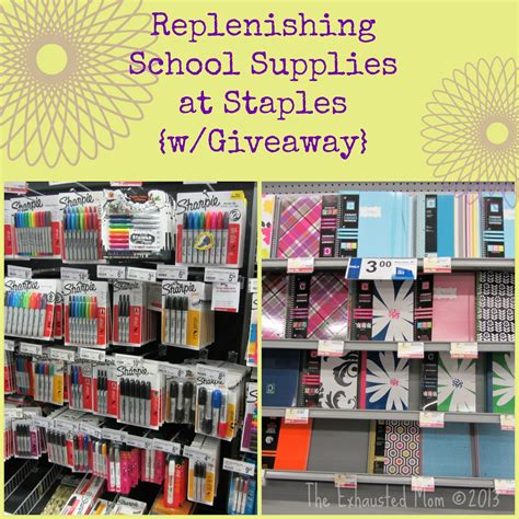 School Supplies Giveaway Near Me - wonderful staples office supply construction home gallery image and wallpaper