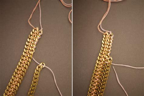 quitar nudos de cadenas de oro diy crea tu propio collar hippie chic homelifestyle
