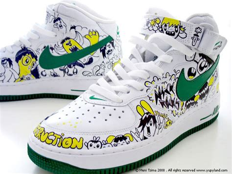 create sneakers awesome custom shoes designs created by graphic designers