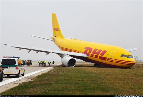 airbus a300b4 203 f dhl air contractors aviation photo 2191456 airliners net