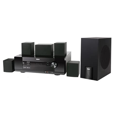 rca refurbished rca 1000 watt bluetooth home theater