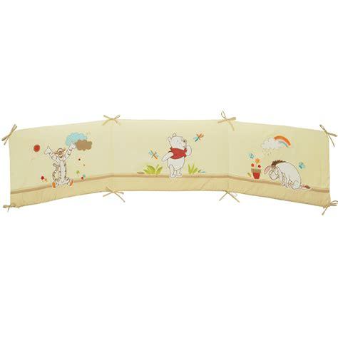 winnie the pooh tour de lit de disney baby r 233 f 233 rence