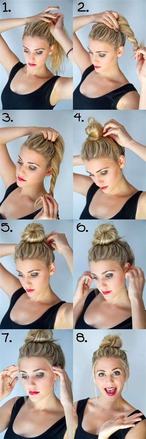 how to 6 easy lazy summer hairstyles hair tutorial word w 23 gorgeous and easy beach hairstyles summer at the
