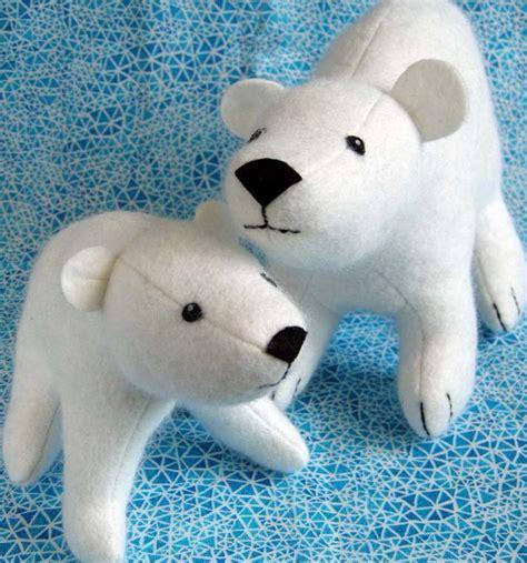 pattern felt bear best photos of felt polar bear pattern polar bear felt