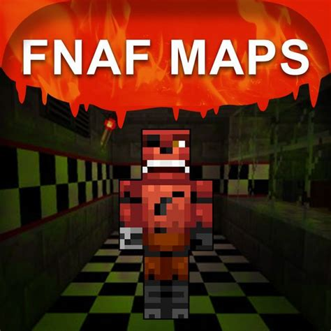 Pdf Five Nights At Minecraft Free by Fnaf Maps Free Map Guide For Five Nights At