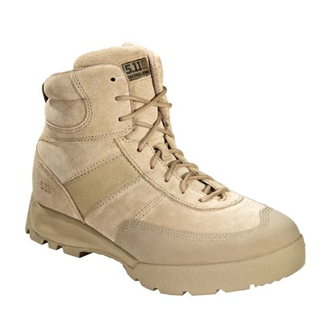 5 11 side zip advance coyote boot