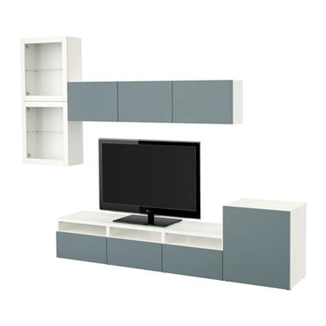 best 197 tv storage combination glass doors white valviken gray turquoise clear glass drawer