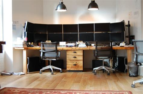 home office desks for two two person desk design for your wonderful home office area
