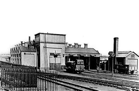 Gwr Engine Sheds by Disused Stations Weymouth Station