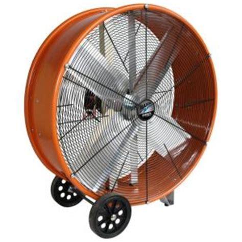 Industrial Floor Fans Home Depot by Maxxair 30 In Industrial Heavy Duty 2 Speed Pro Drum Fan