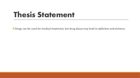 thesis statement on homelessness 12 ct ppt wang yuh qua teo jia nian drugs 21 july 2014