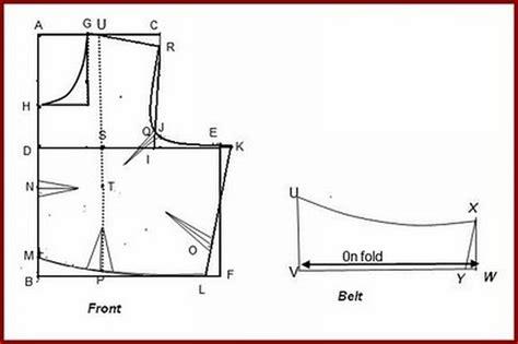 blouse cutting vani s blog 1 method of stitching sari blouse