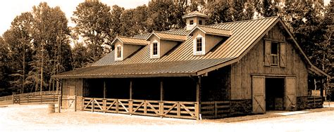 Modular Garages With Apartments by Custom Post And Beam Barn Kits Horse Stable Amp Living