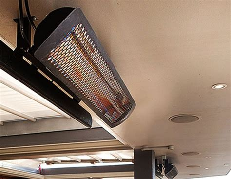 patio ceiling heaters 100 patio ceiling mounted electric heater patio