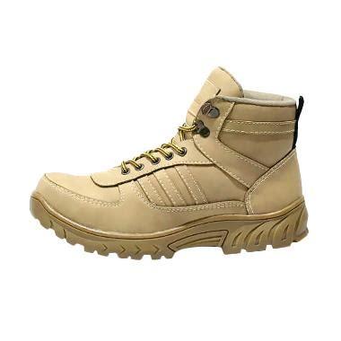 Sepatu Safety Boots Pria jual sepatu boot brodo jim joker dll harga bersaing