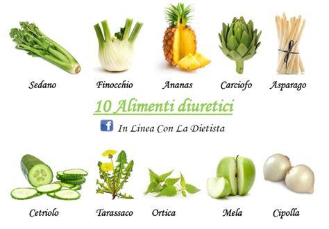 alimenti diuretici 187 alimenti diuretici