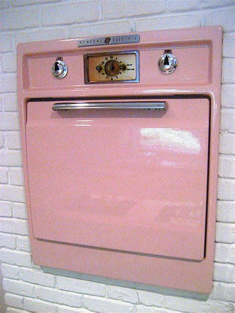Kitchen Oven Pink suzy homefaker pink kitchen for the home
