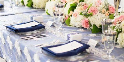 Tischdeko Hochzeit Hellblau by Hochzeitsdeko Blau Wei 223 Inspirationen Zu Den Eleganten
