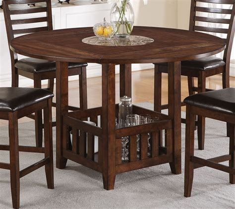 Drop Leaf Counter Height Table Acme Theodora Drop Leaf Counter Height Dining Table In Walnut 70030 By Dining Rooms Outlet