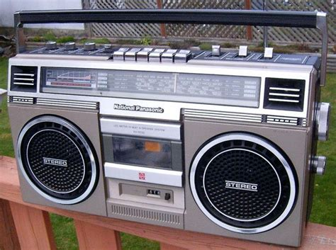 Ac National Panasonic panasonic boombox national or panasonic rx 5030 boombox