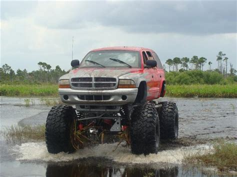 truck mudding jacked up trucks mudding gallery