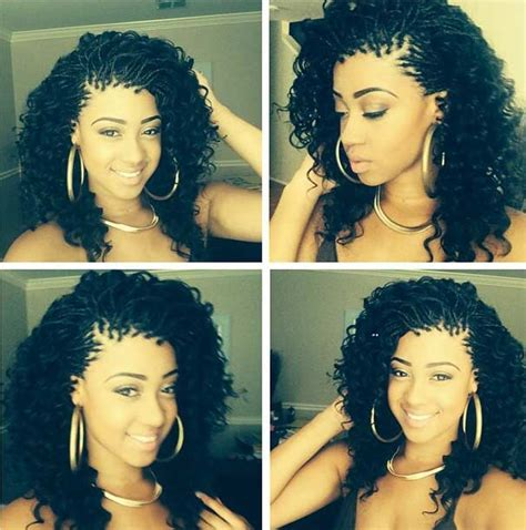 how to mix mirco braids and sew in weave 41 beautiful micro braids hairstyles braid hairstyles