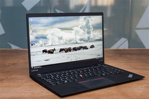 Laptop Lenovo Thinkpad X1 Carbon lenovo thinkpad x1 carbon review doing it right the verge