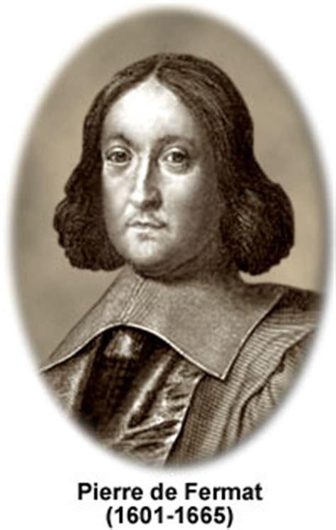 pierre de fermat mactutor history of mathematics transcendental physics proof of fermat s last theorem
