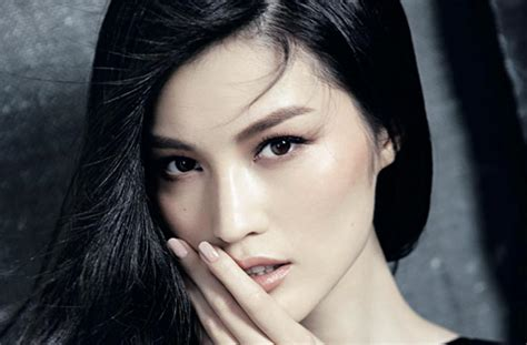 Asian Models top asian models sui he height age parents