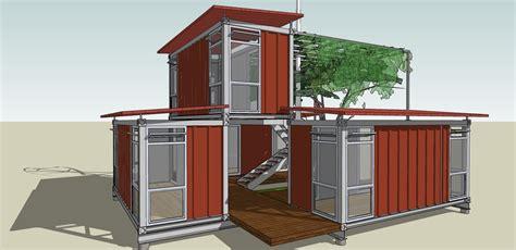 Kontainer Atau Termos Lapangan rumah kontainer urbanmonkees